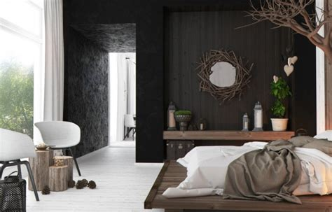 modern rustic interior design rustic modern bedroom interior design ideas
