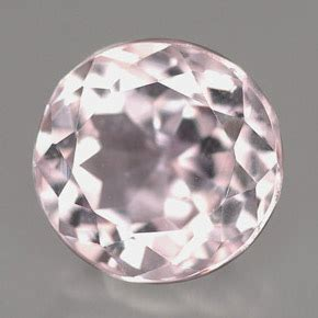 Pink Kunzite Afganistan 6 95ct 4 carat 9 19mm and untreated kunzite gemstone