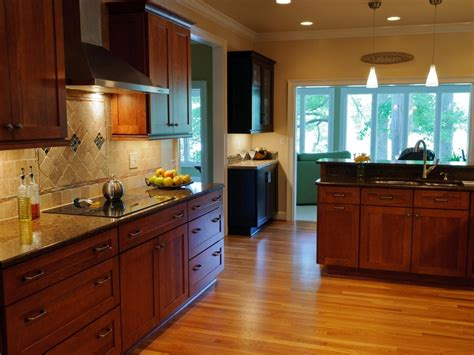 refinishing kitchen cabinet ideas pictures tips from hgtv hgtv cablecarchic interior design