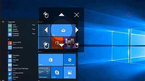 windows 10 no monta imagenes eye control microsoft permite controlar windows 10 con