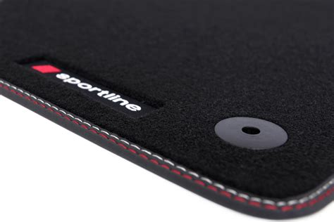 Seat Ibiza Car Mats by Premium Sportline Floor Mats For Seat Ibiza 5 V 6j 6p From