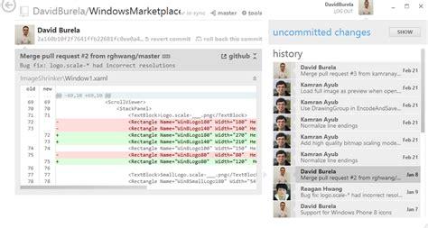 best git ui for windows using the github for windows app with bitbucket