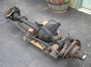 Ford 60 Front Axle Doing A 60 Questions Powerstrokenation