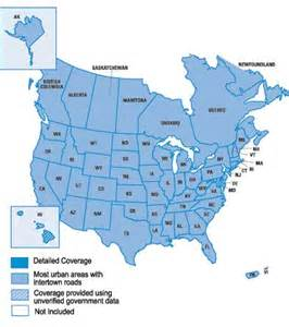 coverage includes detailed maps for the united states and
