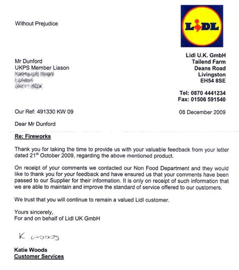 Cover Letter Exle Lidl Application Form Application Form Lidl