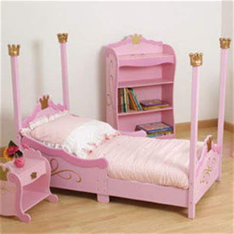 princess toddler room collection by kidkraft