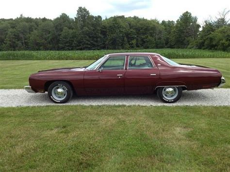 1973 chevy impala donk sell used 1973 chevrolet chevy caprice classic 4 door