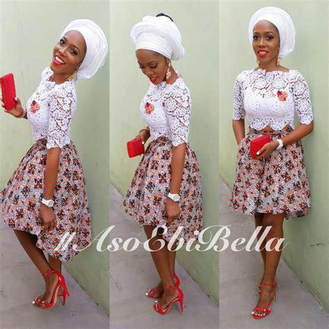 ankara african dress with lace african fashion ankara kente kitenge african women