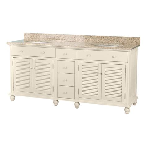 home decorators bathroom vanity home decorators collection cottage 72 in w x 22 in d