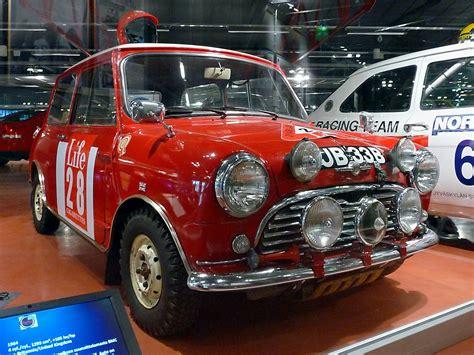 Mini Cooper 6 Zylinder by Morris Mini Cooper S Baujahr 1964 4 Zylinder 1293 Ccm