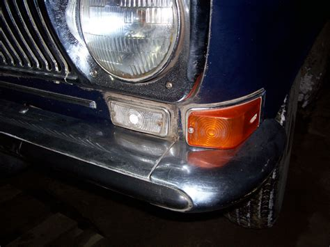Parking Lights by File Gaz 24 1st Generation Quot Volga Quot Front Flasher And