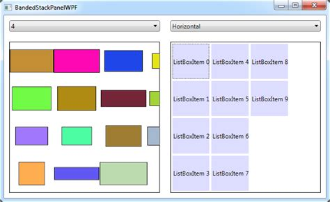 stack layout xaml this one time at band c a banded stackpanel