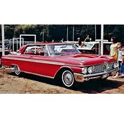 1962 Ford Galaxie 500 XL  Information And Photos MOMENTcar