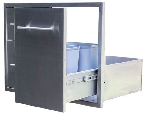 build stainless steel kitchen island with drawers cabinets beds outdoor kitchens canada bbq island component built in