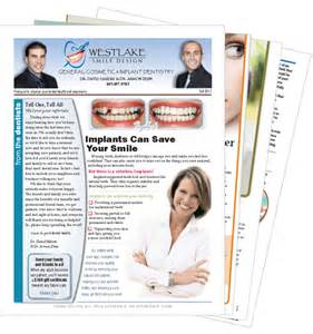 Dental Newsletter Template by The E Newsletter Is The Rodney Dangerfield Of