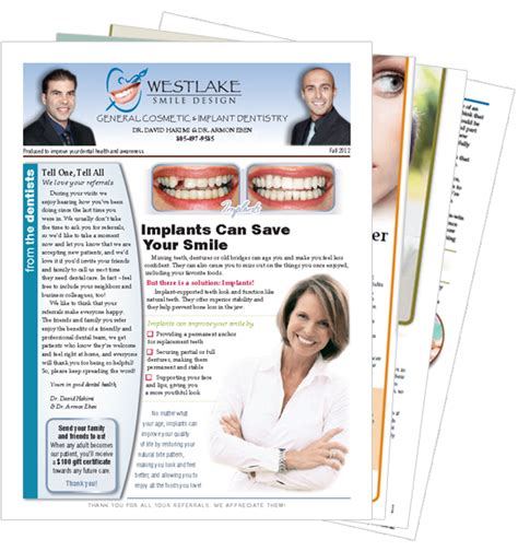 dental newsletter template the e newsletter is the rodney dangerfield of