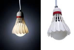 how to make a pendant light how to easy make your own designer shuttlecock pendant l