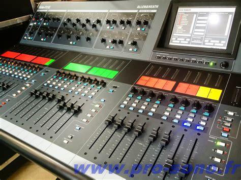 Mixer Allen Heath Ilive allen heath ilive t112 image 772075 audiofanzine