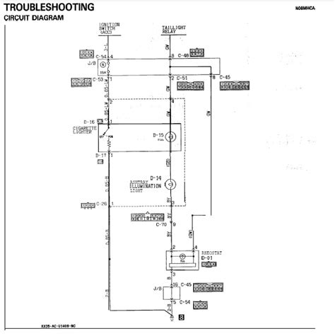 cigarette lighter wiring diagram wiring diagram schemes