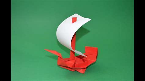 barco pirata origami como hacer un barco de papel origami youtube