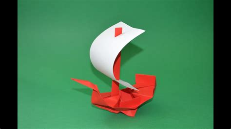 como hacer un barco origami como hacer un barco de papel origami youtube