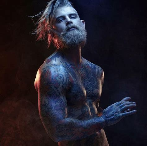 tattoo model rox instagram josh mario john photographed by peter tamlin www