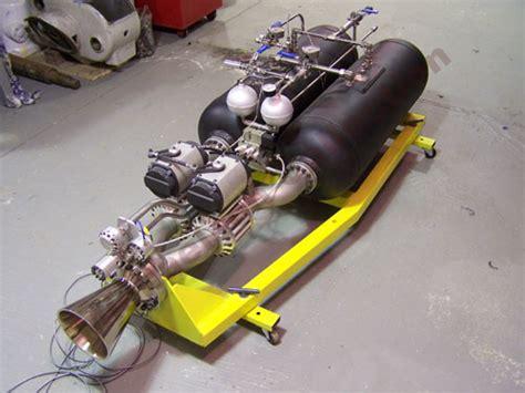 Handmade Jet Engine - most comprehensive website on rocket belts and jet belts