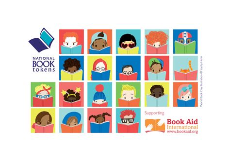 National Book Tokens Gift Card Balance - national book tokens charity gift card for book aid international supporting reading