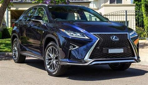 2020 lexus rx hybrid what s new for 2020 lexus rx 350 release date hybrid