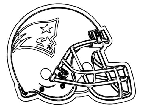 printable coloring pages nfl football helmets get this nfl football helmet coloring pages free to print