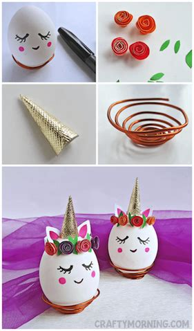 decorar huevos de pascua paso a paso c 243 mo decorar huevos de pascua de unicornios tutorial diy