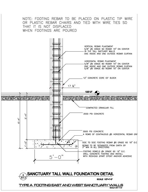 reinforced concrete wall section best 25 reinforced concrete wall section wall section