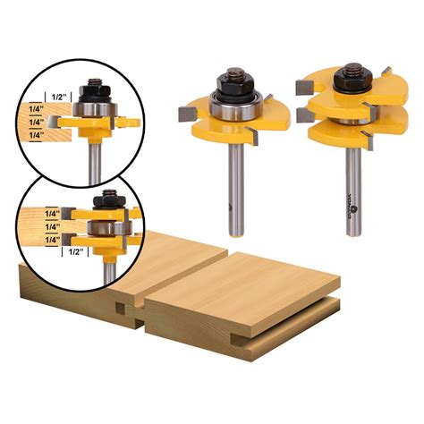 tongue and groove router joinery tongue groove tongue groove router bit