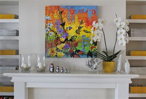 decorate pictures decorating your mantle and fireplace surround maria killam the true colour expert