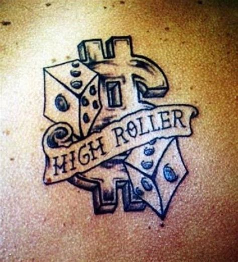 dice tattoo designs 30 best dice designs to try with