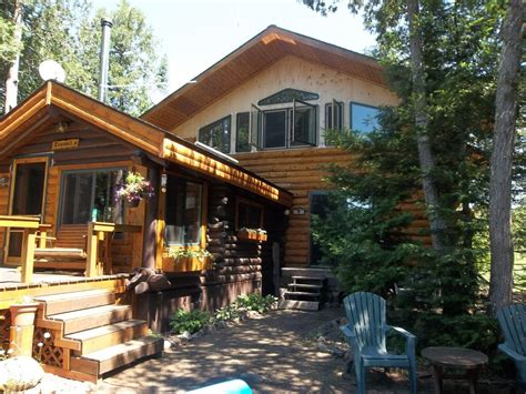 Beautiful Cabin Rentals Beautiful Log Cabin On Mcfarland Lake Homeaway Hovland