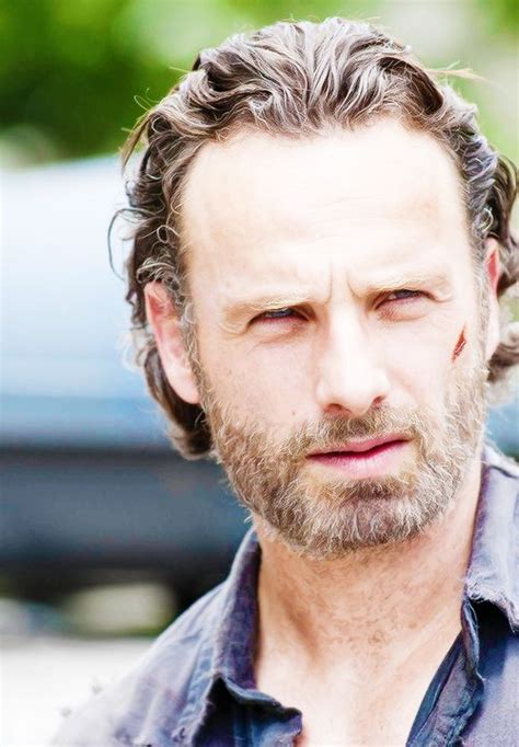 rick grimes hairstyle 17 best images about andrew lincoln on pinterest rick