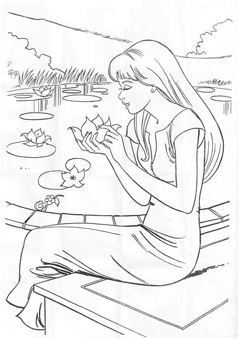 barbie school coloring page cool barbie charm school coloring pages mcoloring