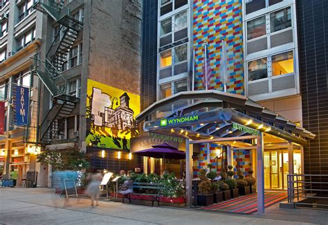 Wyndham Garden Hotel New York by Hotels In New York Ny 10010 Wyndham