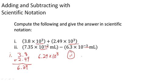 Adding And Subtracting In Scientific Notation Worksheet by Scientific Notation Worksheet Multiplying And Dividing