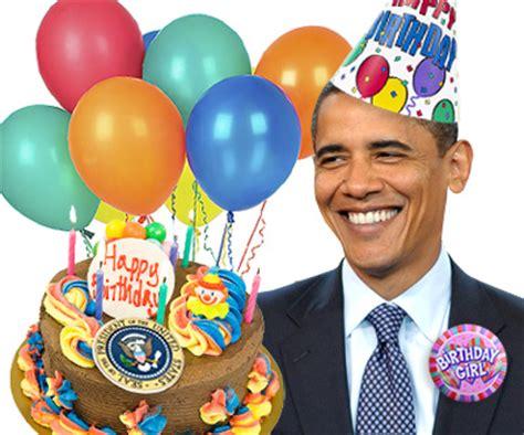 obama birthday barak obama birthday happy birthday barack obama prlog