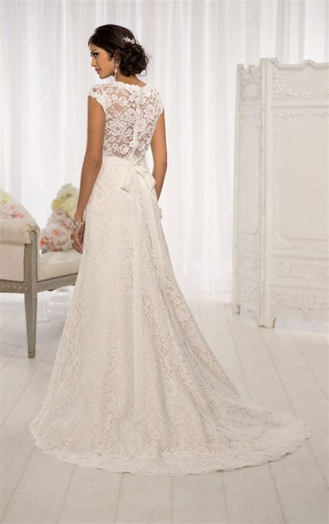 Wedding Dresses With Cap Sleeves by Cherrymarry Wedding Dresses Bridal Gowns Bridal