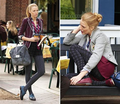 Get The Gossip Look Preppy by Silk And Spice Get The Look Gossip Style Serena