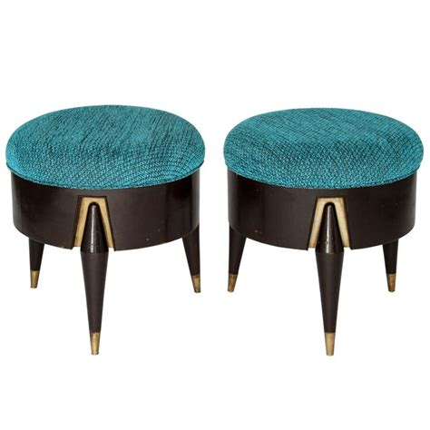 Upholstered Stool Ottoman Best 25 Upholstered Stool Ideas On Pinterest Upholstered Bar Stools Counter Bar Stools And