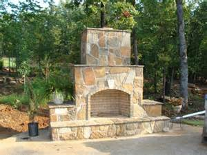 Stacked Stone Fire Pit Austin Outdoor Fireplaces Dh Landscape Design