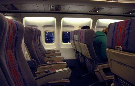 airplane cabin design   worst pacific standard