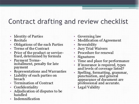 summary of material modifications template contract review and management