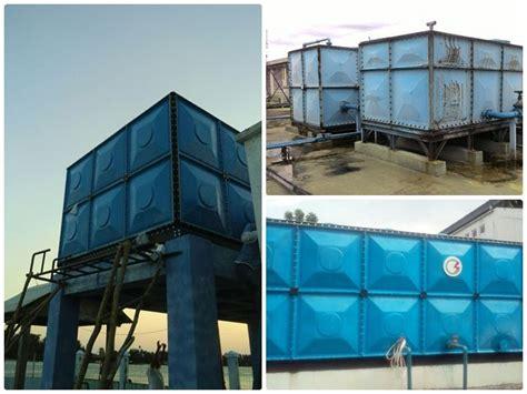 Harga Tangki Panel Fiberglass Tangki Frp Model Knocdown daftar harga tangki air kotak fiberglass energi putra bangsa