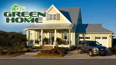 Green Home Sweepstakes - hgtv green home giveaway