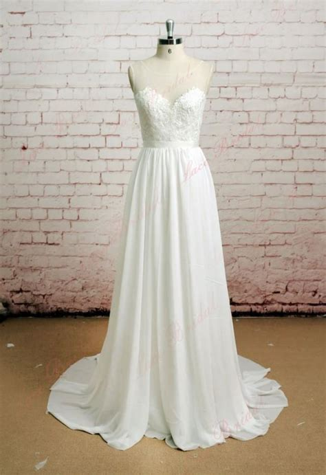 Wedding Hair Up Or With Backless Dress by Backless Wedding Dress Wedding Dress Lace Chiffon